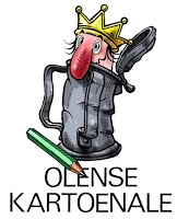 Olen Cartoon